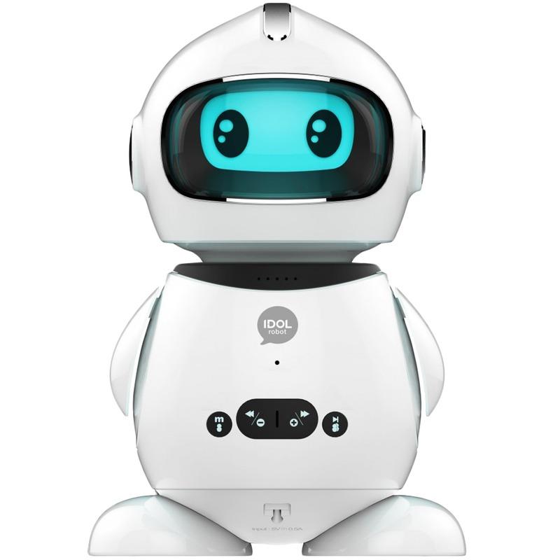idol-robot-smart-robot-interattivo