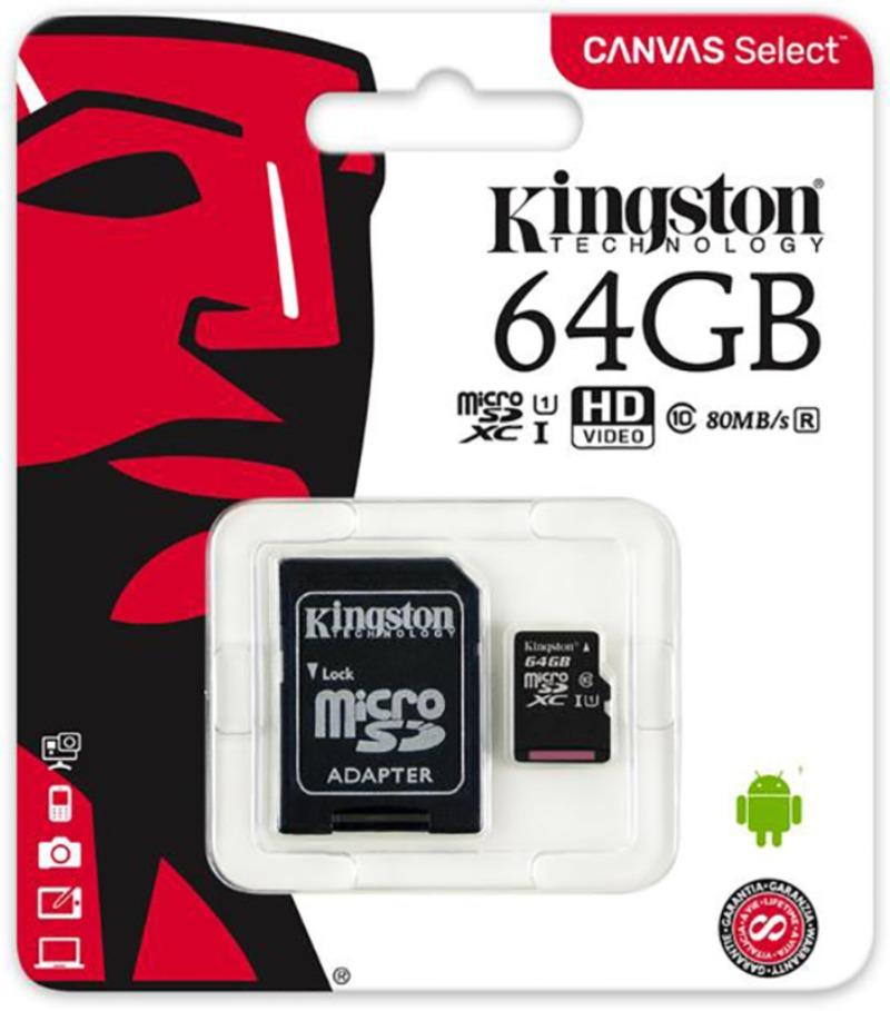 micro-sd-kingston-64gb-classe-10-sdcs-64gb-adattatore-sd