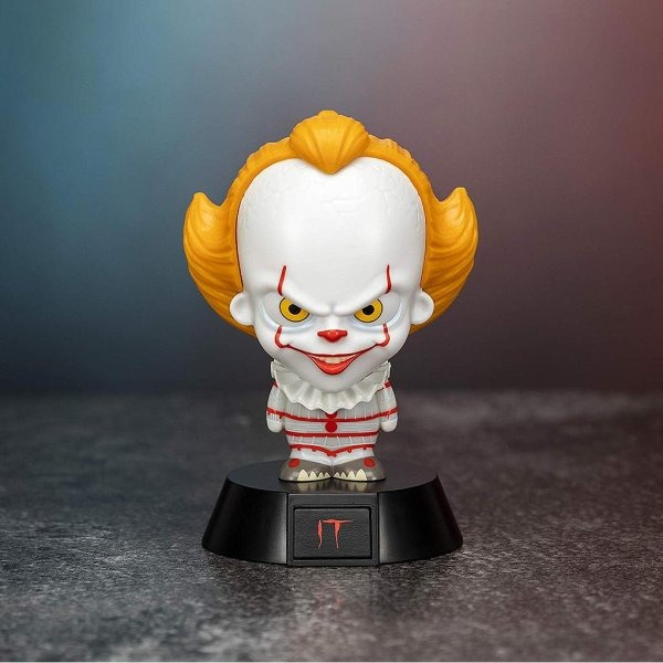 paladone-it-pennywise-icon-lampada-10-cm